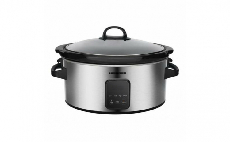 Slow cooker, 220 W, capacitate 5.7 L