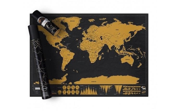 Harta Razuibila Deluxe Planul Tau De Cucerit Lumea La D Arhivat