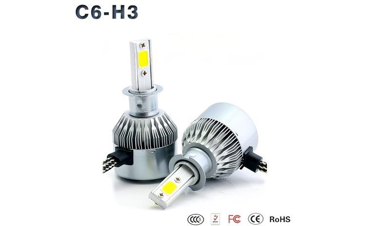 Set Becuri LED H3
