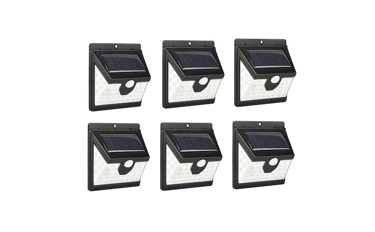 Set 6 lampi solare