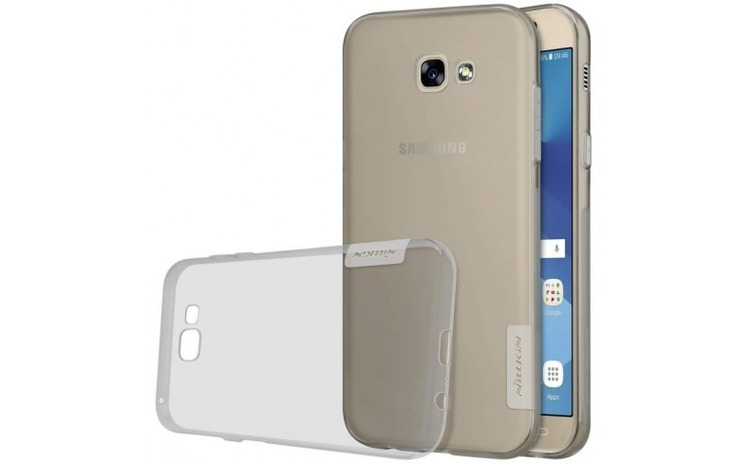 Husa Samsung Galaxy A5 2017 Nillkin Nature Transparent