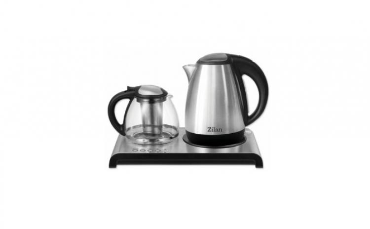 Set Fierbator Ceai+cafea 2200w (suport Inox) La Doar 239 Lei