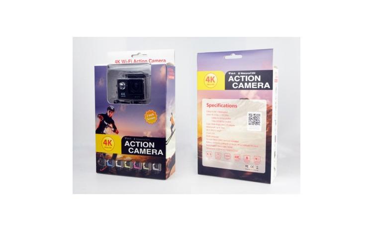 Camera Sport EKEN H9+ UltraHD 4k WiFi