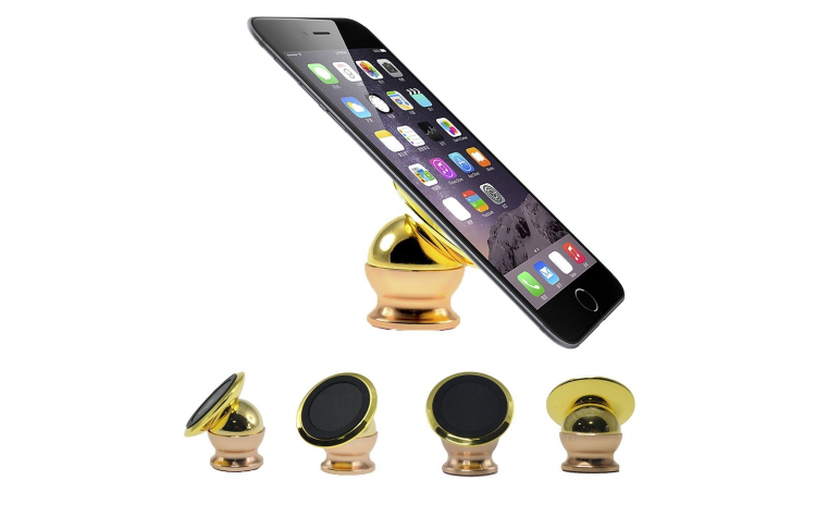 Suport telefon cu magnet 360 grade