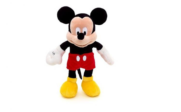 Plusuri muzicale Mickey/Minnie Mouse