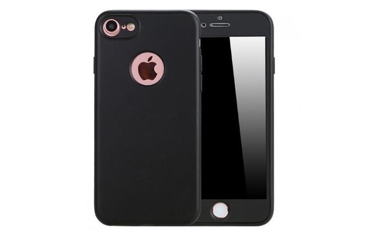 Husa Apple iPhone 6 /6 S - 360  Negru