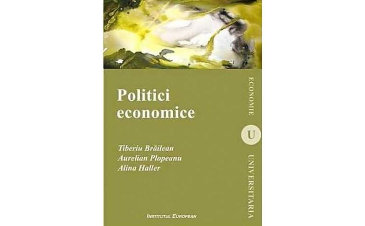 Politici economice, autor Tiberiu