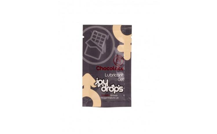 Gel Lubrifiant Cu Aroma De Ciocolata,