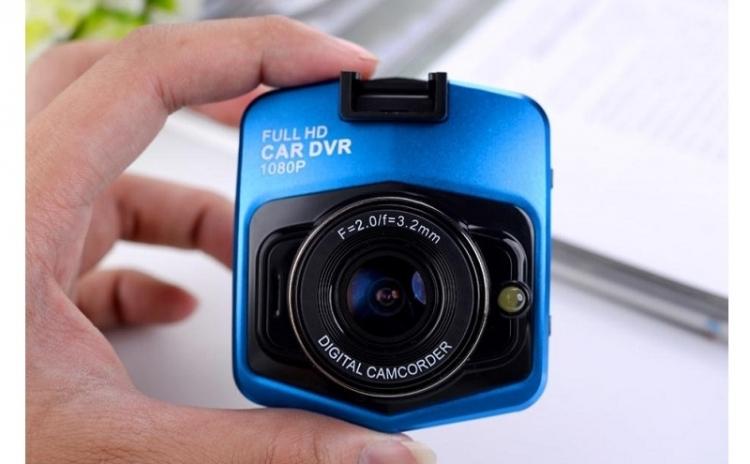 Imagine indisponibila pentru Camera video auto digitala DVR Full HD, 1080P, display de 2.4 inch, slot card 32Gb, infrarosu, la doar 129 RON in loc de 235 RON