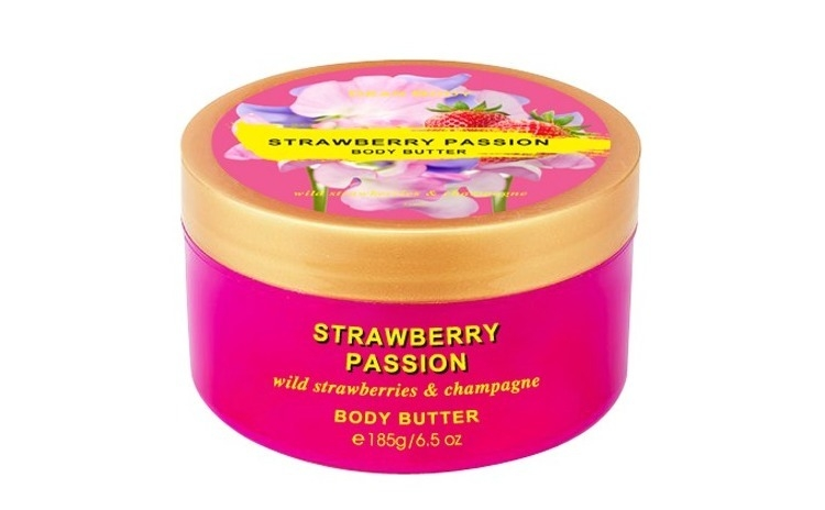 Body Butter - Strawberry Passion