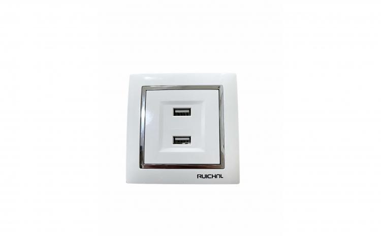 Priza dubla USB RC-3633