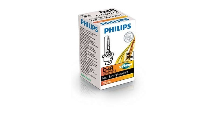 Philips D4R Vision 42V 35W