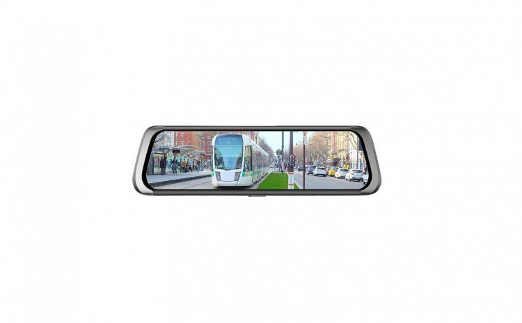 Camera auto DVR oglinda cu touchscreen