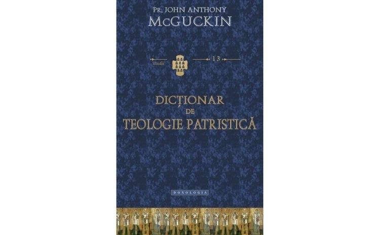 Dicționar de teologie patristică