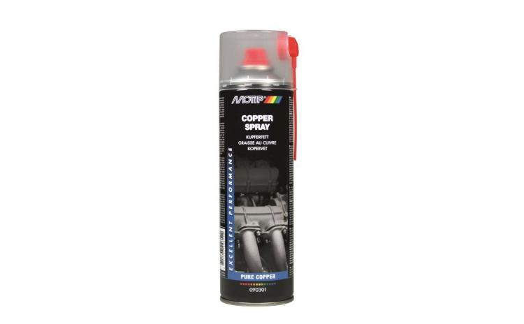 MOTIP Copper Spray lubrifiant