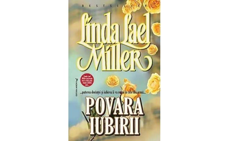 Povara iubirii, autor Linda Lael Miller