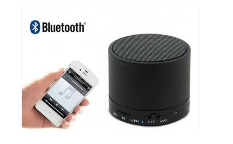 Reduceri Accesorii Telefoane Mobile – 50 % Reducere – Pret Boxa bluetooth cu MP3 player