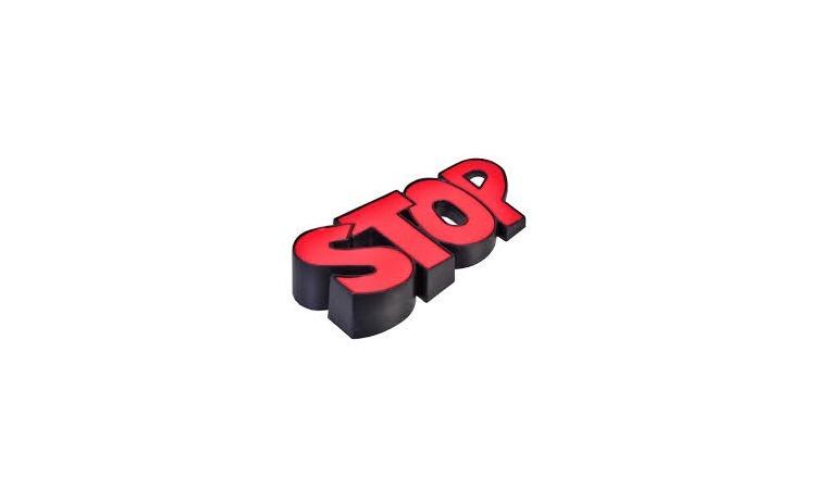 Opritor Usa Stop Rosu