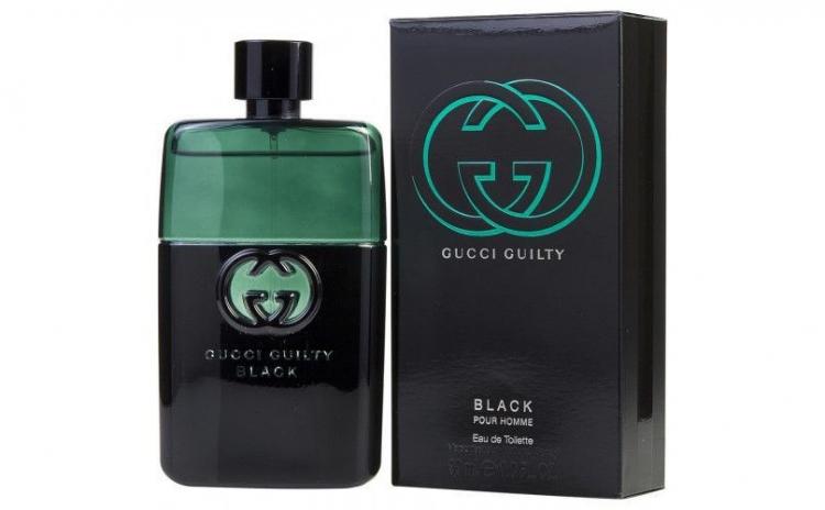 Apa de Toatela Gucci Guilty Black
