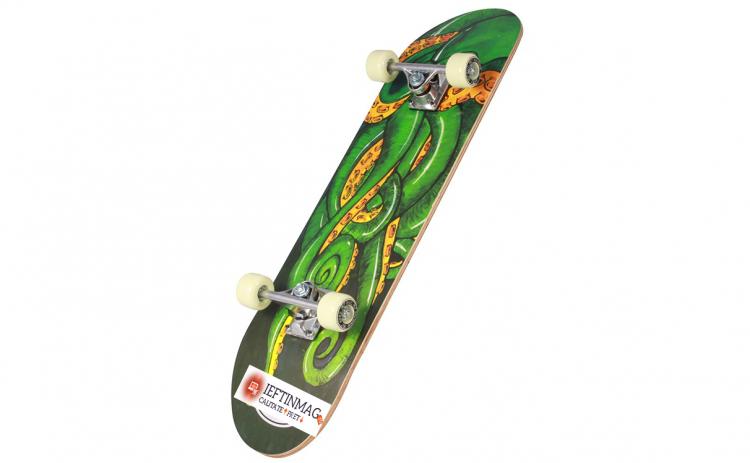 Skateboard 78,5 / 20,5 cm, IM-1013-c