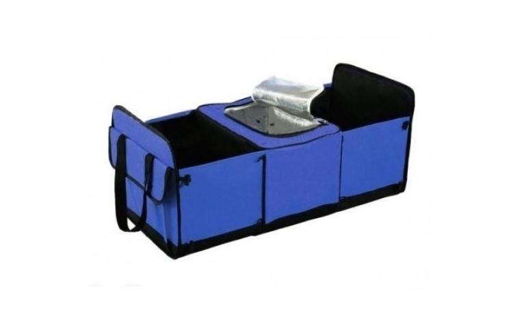 Organizator portbagaj si cooler