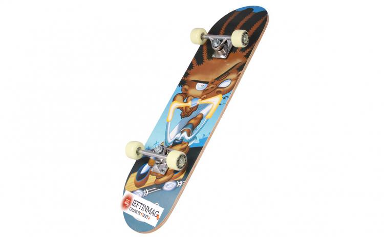 Skateboard 78,5 / 20,5 cm, IM-1013-e