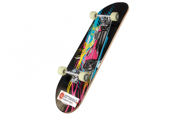Skateboard 78,5 / 20,5 cm, IM-1013-f