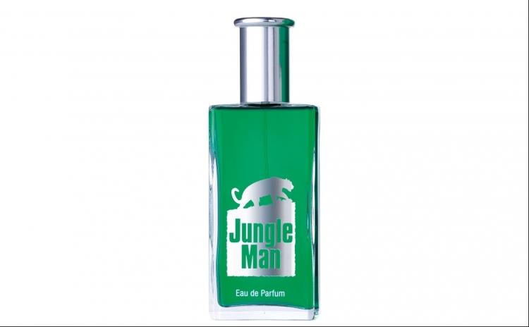 Jungle Man -Apa de Parfum, Barbati 50 ml