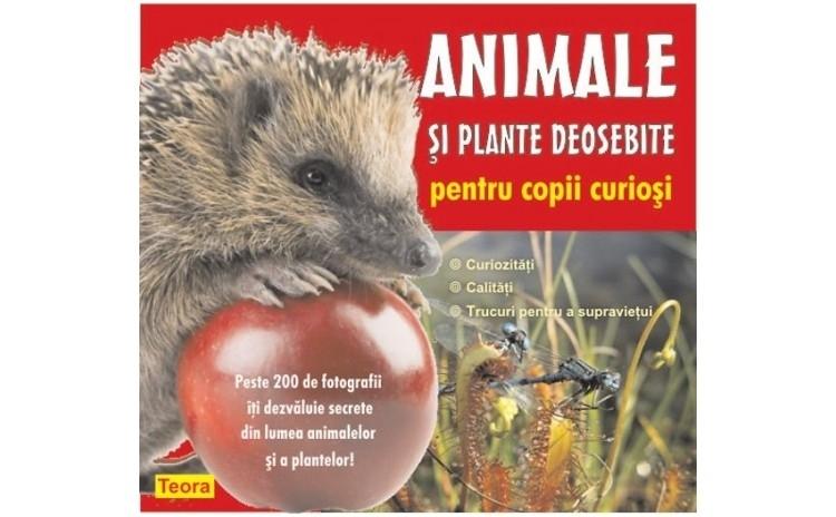 Animale si plante deosebite pentru