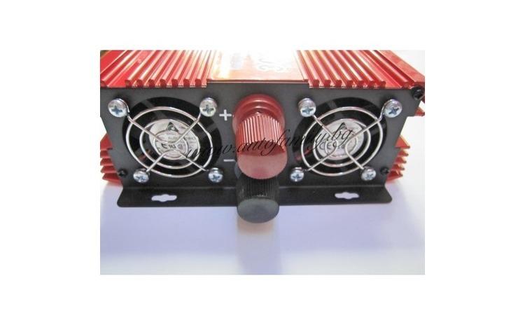 Invertor tensiune 12V-220V Lairun, 3000
