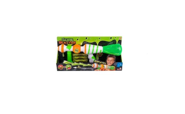 Arma Lansator de Slime, Slime Blaster