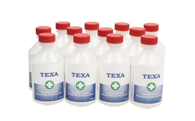 Set 12 bidonase agent dezinfectant Texa