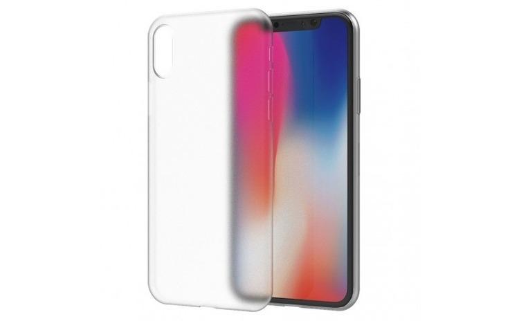 Husa Apple iPhone 6 Flippy Mat anti zgarieturi Transparent