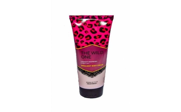 Nourishing Body Cream - The Wild One