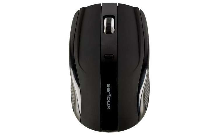 Mouse Wireless Serioux
