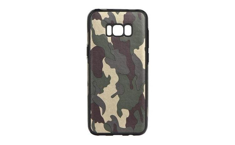 Imagine indisponibila pentru Husa Samsung Galaxy S8 G950-Forcell Moro Green