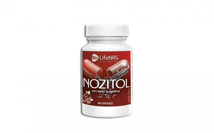 Inozitol Bio LifeNRG – 60caps