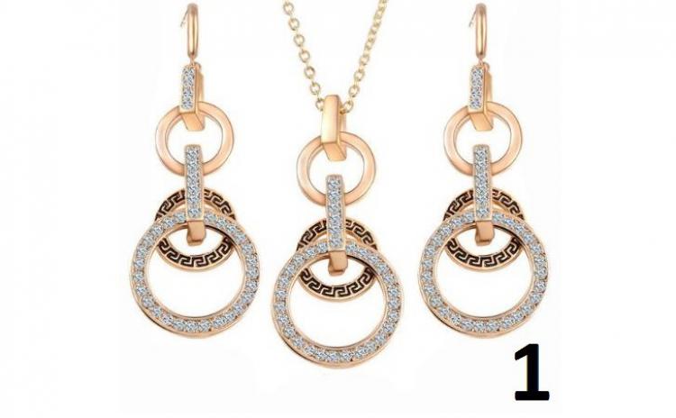 Seturi bijuterii aur