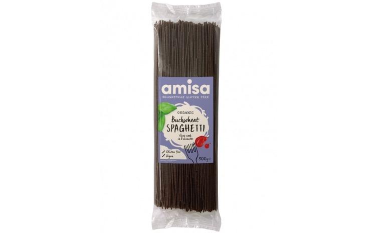Spaghetti din hrisca fara gluten bio
