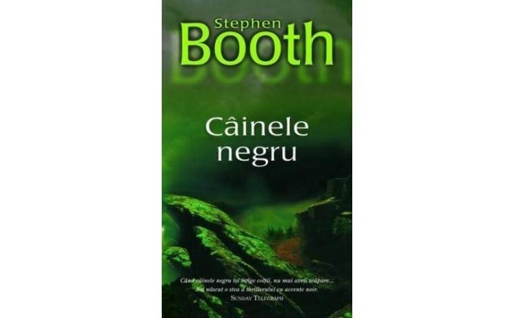 Cainele negru, autor Stephen Booth
