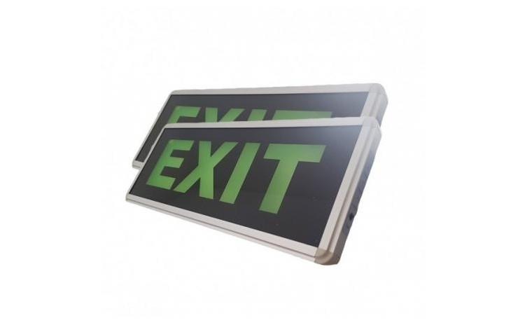 Set 2 Indicatoare Luminoase LED EXIT
