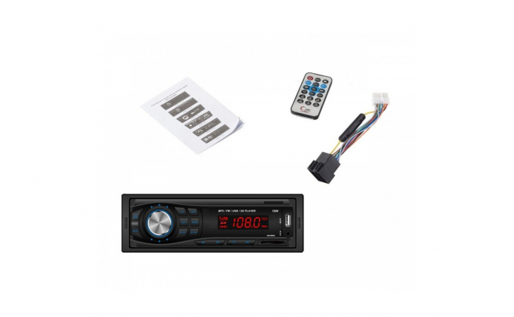 Radio mp3 player GT-1280E, FM, AUX