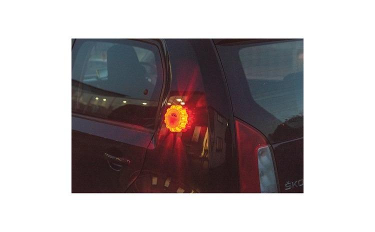 Girofar led , 9 functii, 15 LED, magnet,