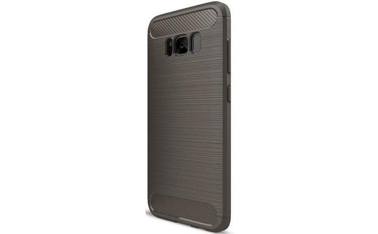Imagine indisponibila pentru Husa Samsung Galaxy S8 G950-Iberry Carbon Grey
