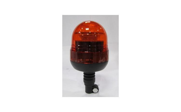 Girofar cu LED, 12-24V, cu tija 60W