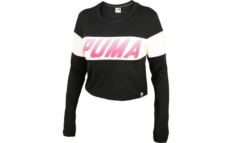 Bluza femei Puma Speed Font LS Top
