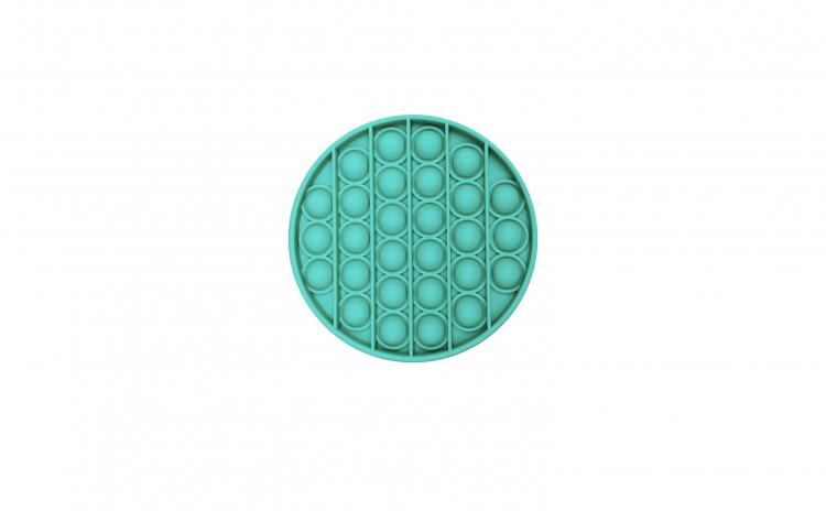 Jucarie senzoriala din silicon Pop