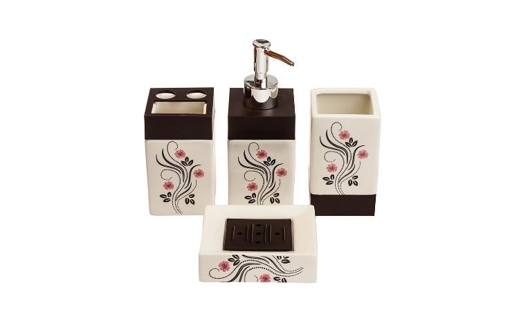 Set baie ceramica