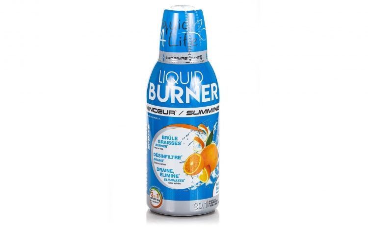 Cura de Slabire Liquid Burner 30 de zile