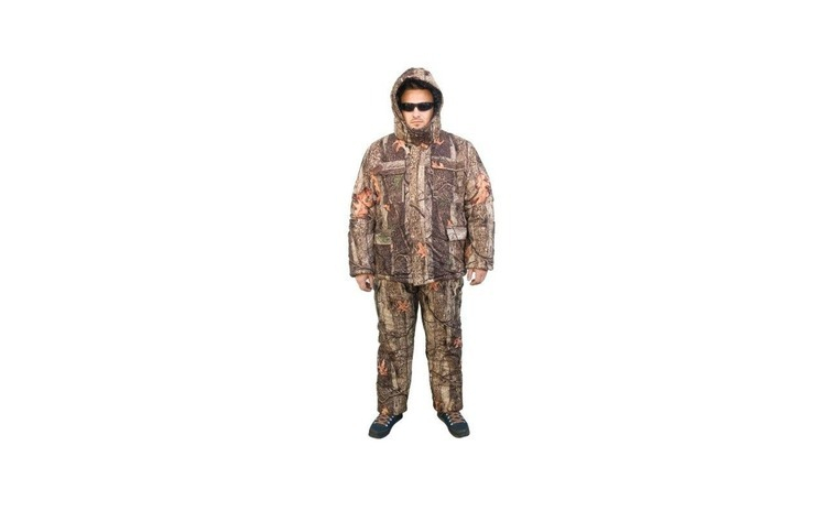 Costum pescar camuflaj Baracuda 3